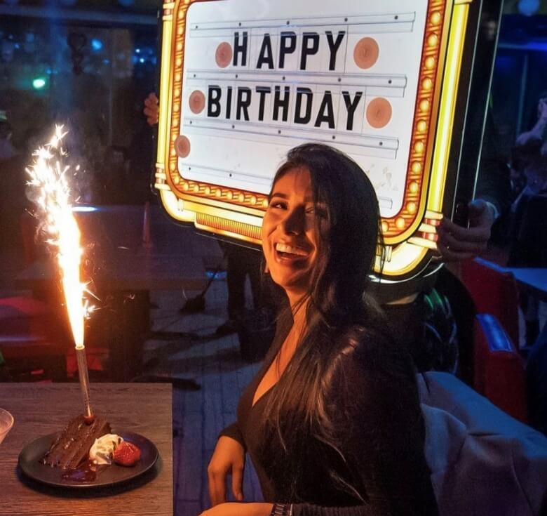 Happy Birthday one